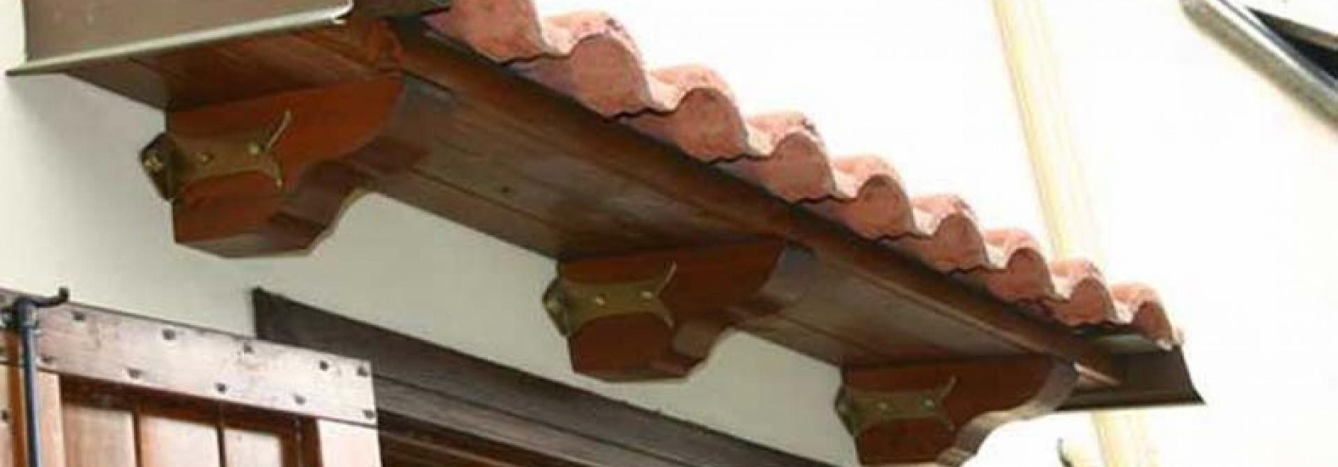 Tettoie in legno bologna tettoie per esterni - Tettoie per finestre ...