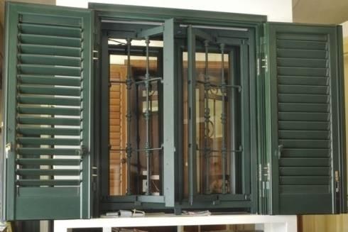 Finestre di sicurezza e tapparelle blindate contro i furti - La casa con le finestre che ridono ...